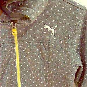 Juniors Puma Jacket